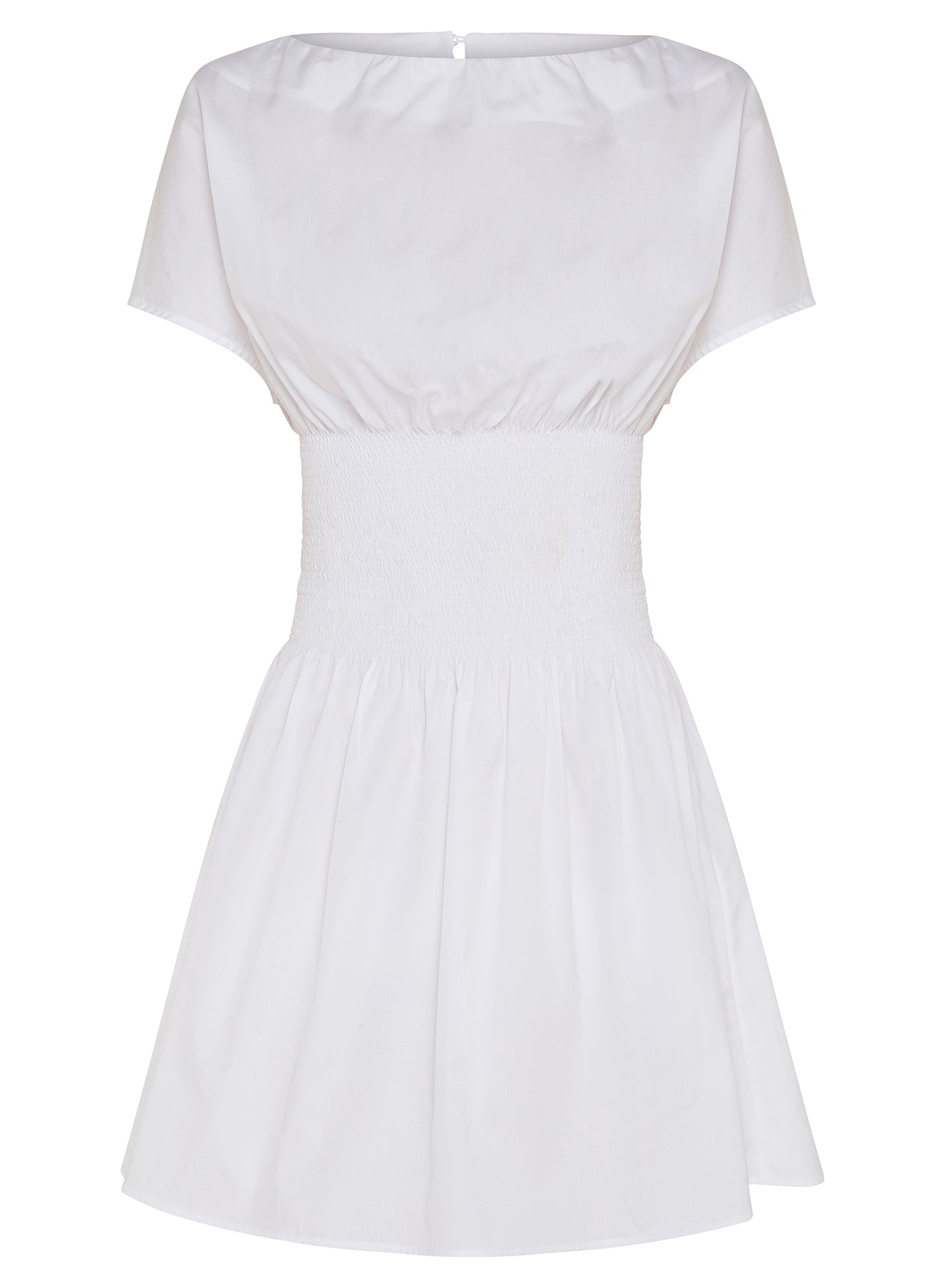 EMILY-MAE Dress (WHITE)
