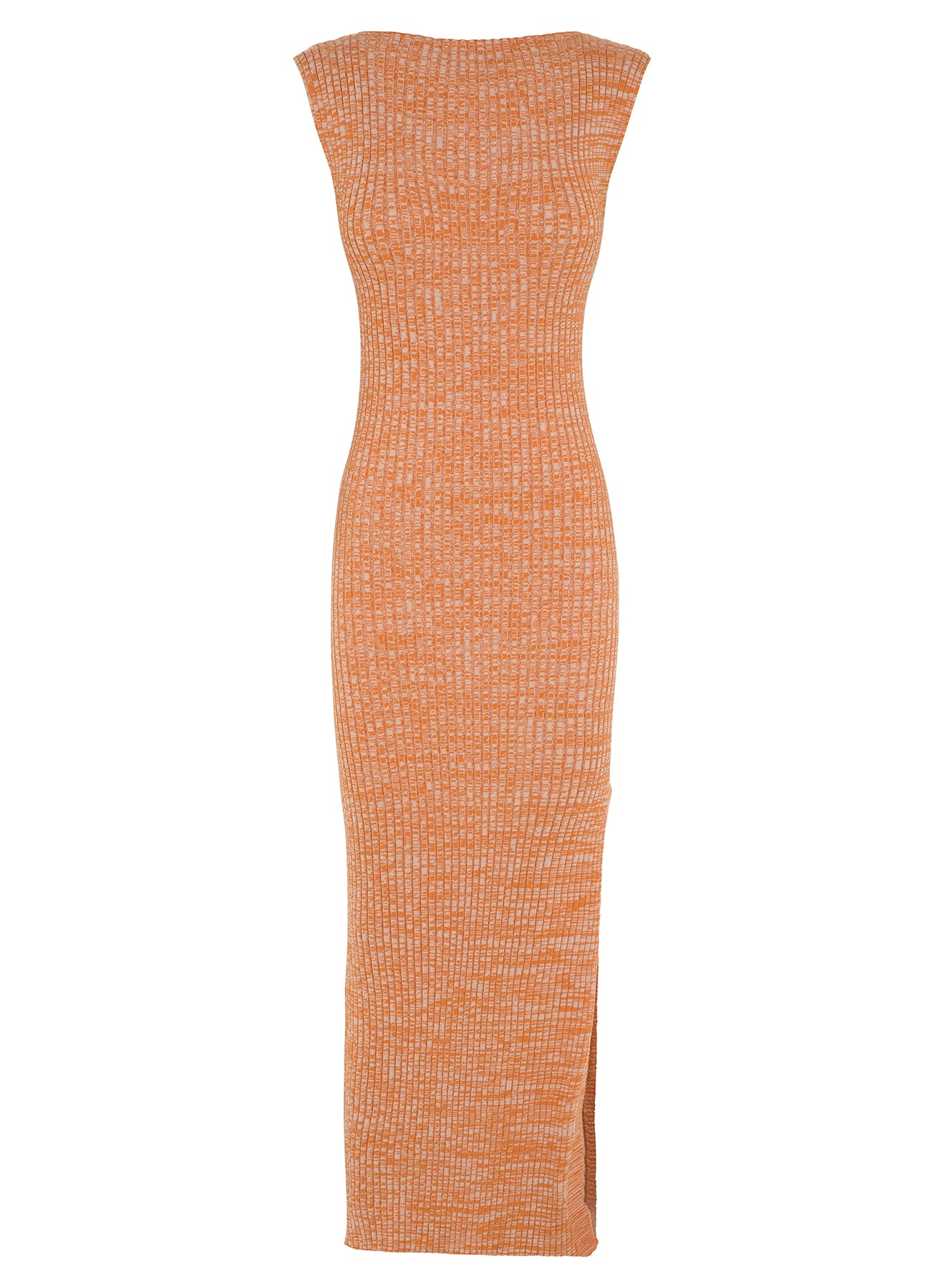 DREW Dress (TANGERINE MELANGE)