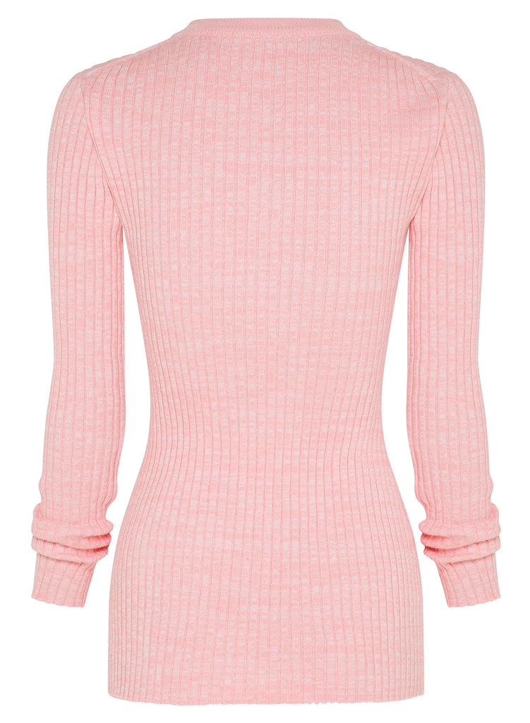 MIKA top (BUBBLEGUM PINK)