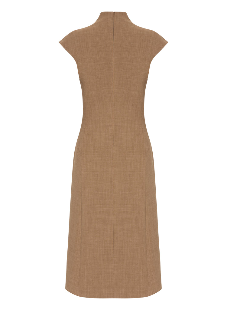 REINA Dress (CINNAMON)