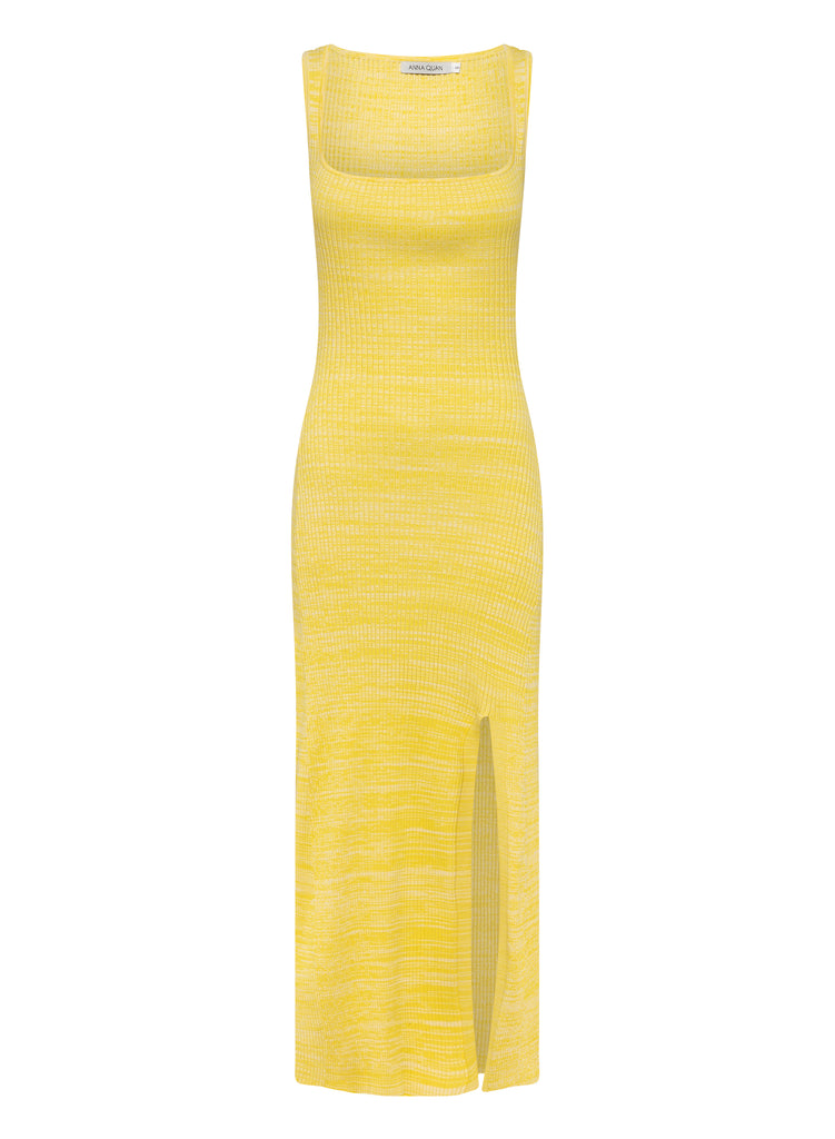 JANA Dress (LIMONCELLO)