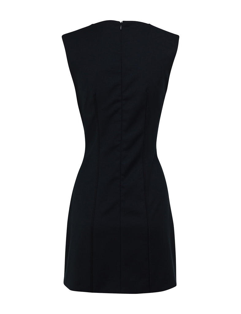 ANITA Dress (BLACK)
