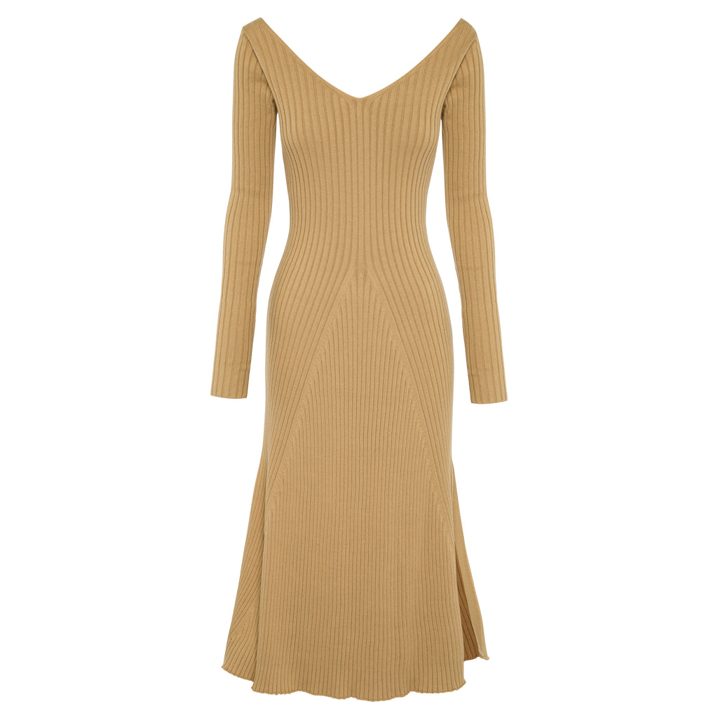 EMORY Dress (CAMEL)