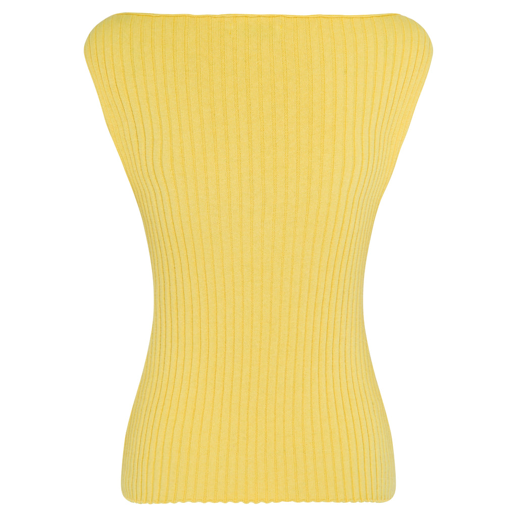 PALOMA TOP (YELLOW)