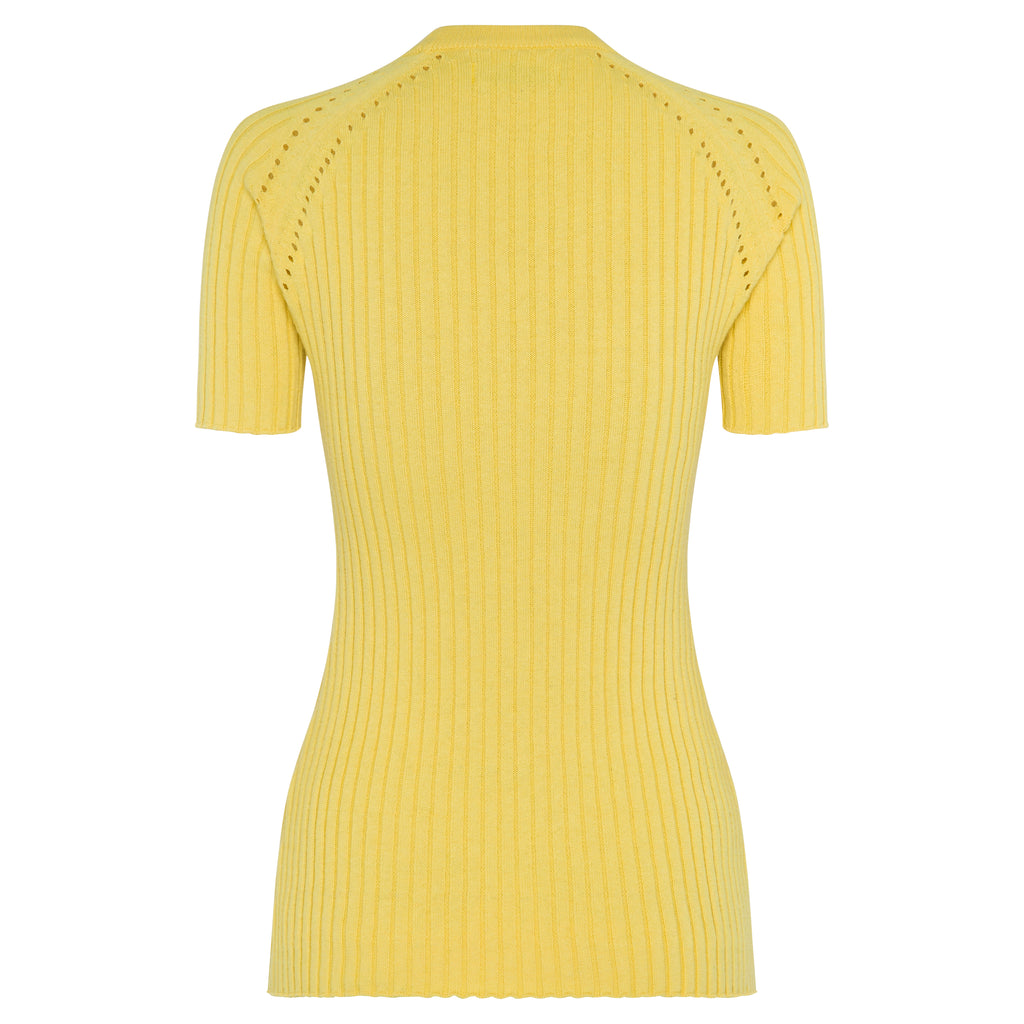 BILLIE Top (Yellow)