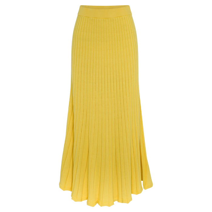 LULU Skirt (Yellow)