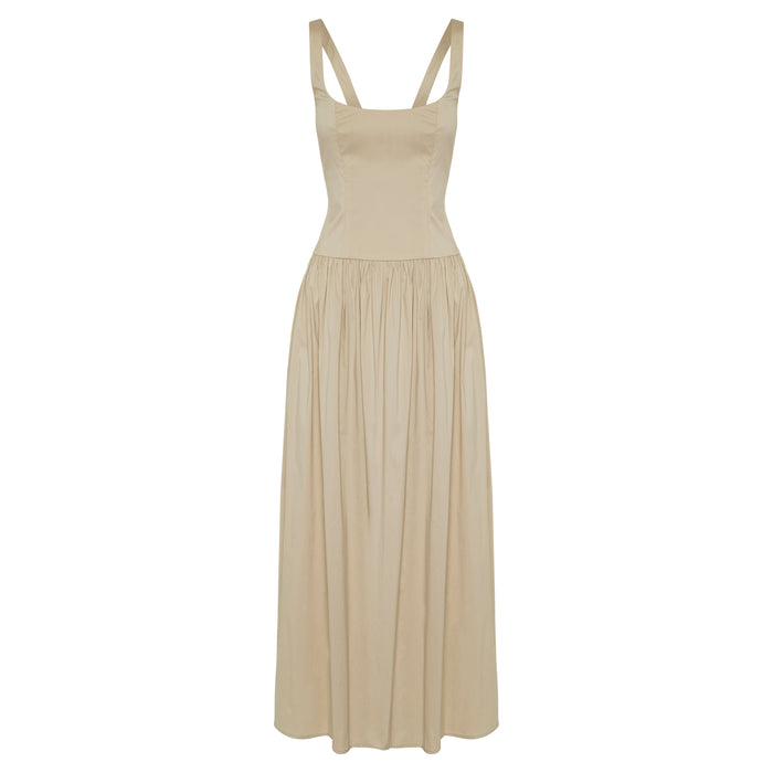GISELLE Dress (TAN)