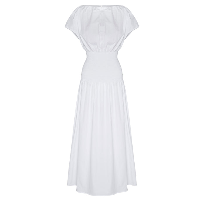 EMMA-KATE Dress (WHITE)