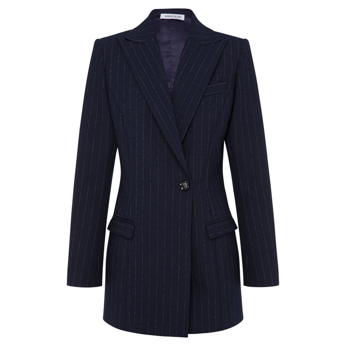 SIENNA Jacket (CHALK STRIPE)