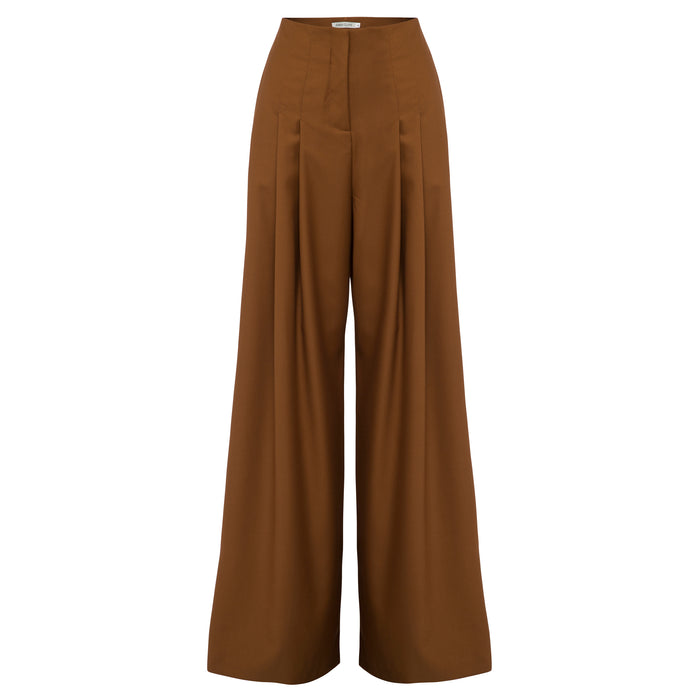 MARCEL Pants (CHOCOLATE)