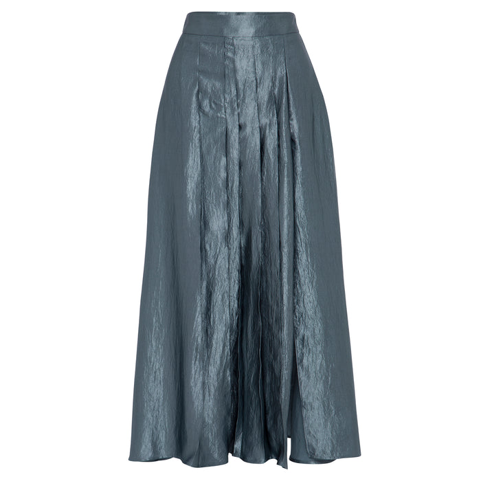 SABLE Skirt (Gunmetal)