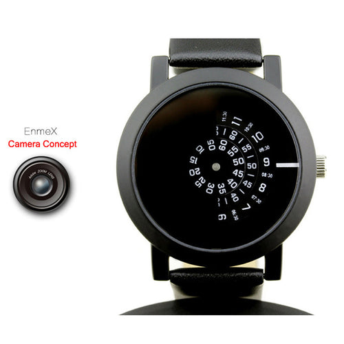 Wristwatch Camera Design