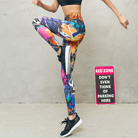 Colorful Sexy Leggings