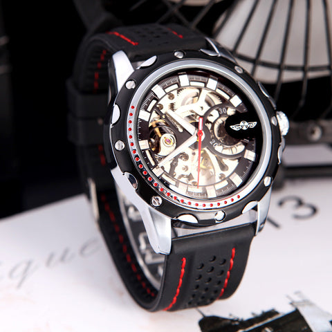 Military Mechanical Watch
