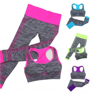 Yoga Colors Set - Top And Leggings
