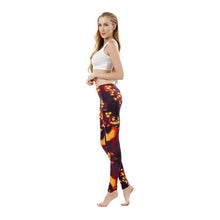 Halloween Pumpkin Leggings