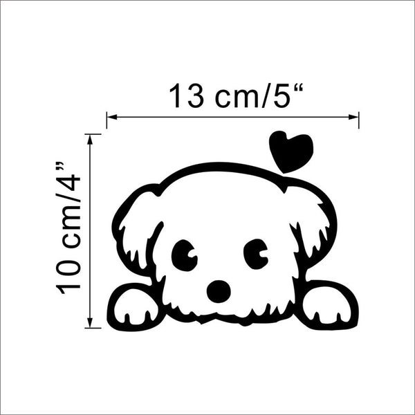 Cute Cat Dog Switch Sticker
