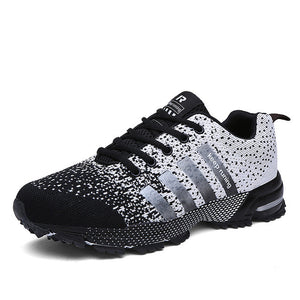 Black Athletic Running Shoes