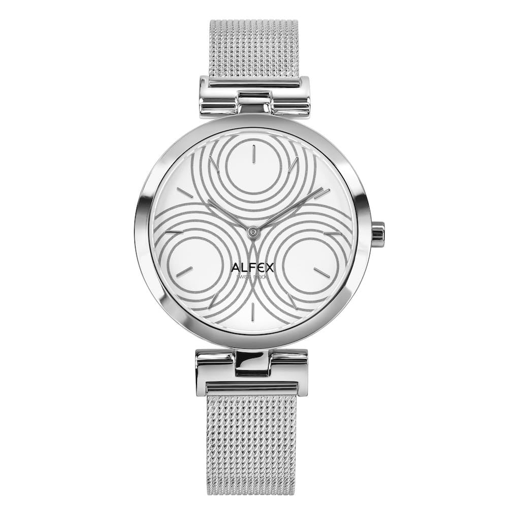 ALFEX electra Model: 5744-2109 Design Watches Swiss Made