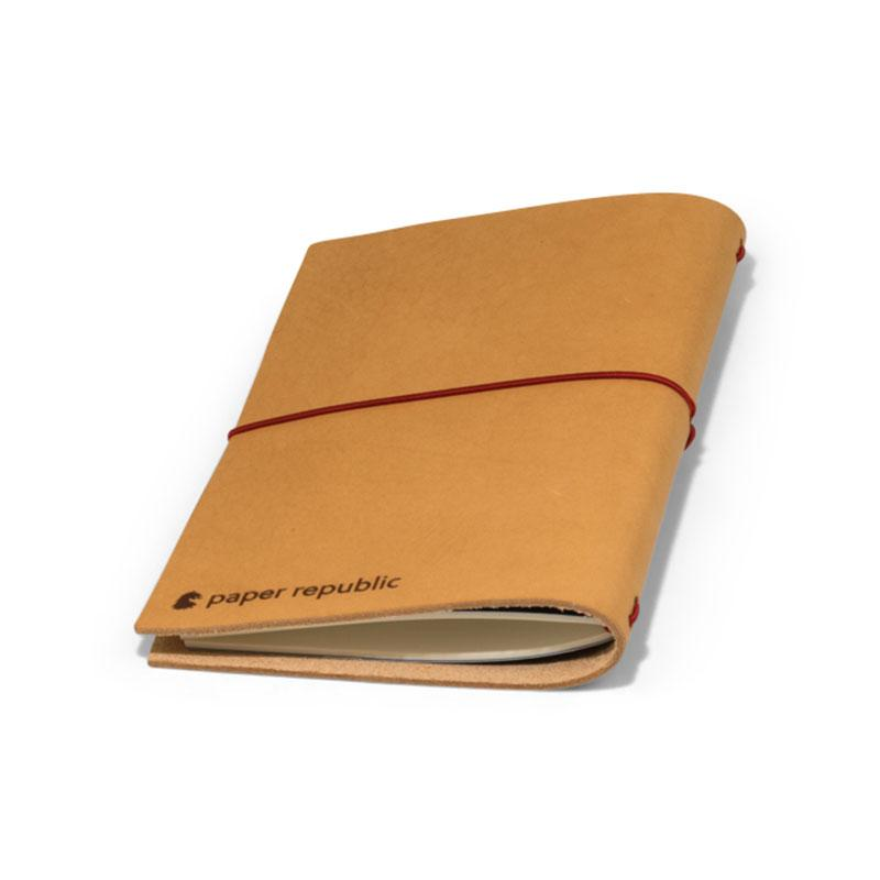 Notebook A6 - GRand voyager pocket - Sabbia