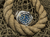 Esoteric Bathyal Azul Pre-order - Ocean Crawler Watch Co.