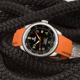 Ocean Crawler Champion Diver - Barracuda Point v2 - Ocean Crawler Watch Co.