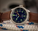 Ocean Crawler Champion Diver - Extra Special - Dark Blue - Ocean Crawler Watch Co.
