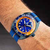 Ocean Crawler Core Diver - Blue Steel v3 - Preorder - Ocean Crawler Watch Co.