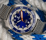 Ocean Crawler Core Diver - Blue/Blue - Ocean Crawler Watch Co.