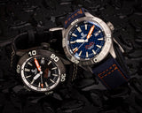 Ocean Crawler Dream Diver - Blue - Ocean Crawler Watch Co.
