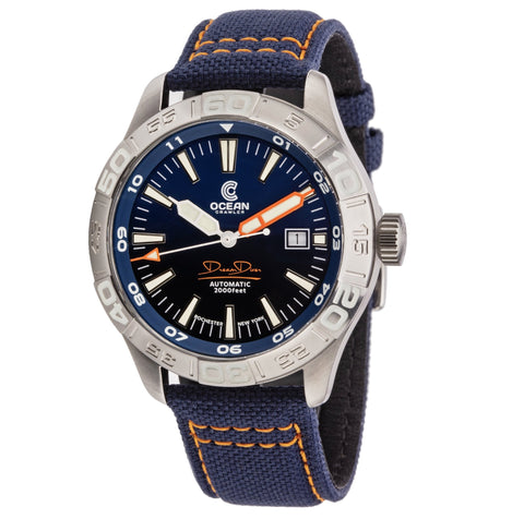 Ocean Crawler Dream Diver - Gradient Blue - Ocean Crawler Watch Co.