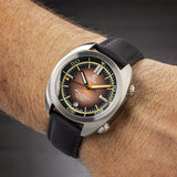 Ocean Crawler Great Lakes - Metalic Brown V2 - Ocean Crawler Watch Co.