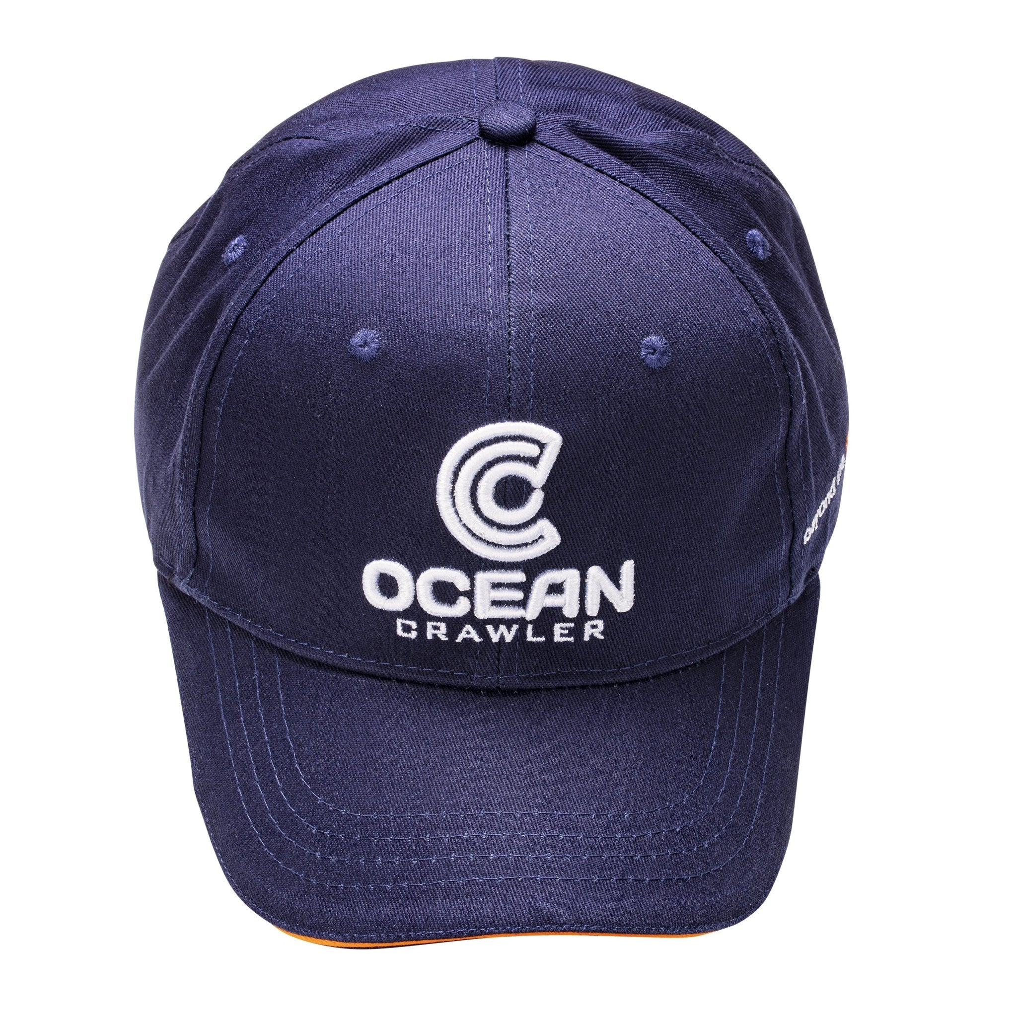 Ocean Crawler Hat Cap - Blue - Ocean Crawler Watch Co.