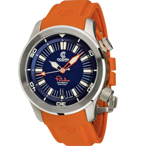 Ocean Crawler Paladino WaveMaker - Blue - Ocean Crawler Watch Co.