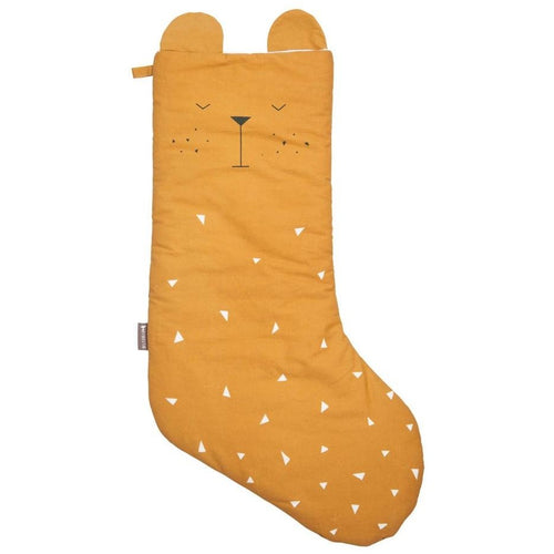 Animal Christmas Stocking - Bear