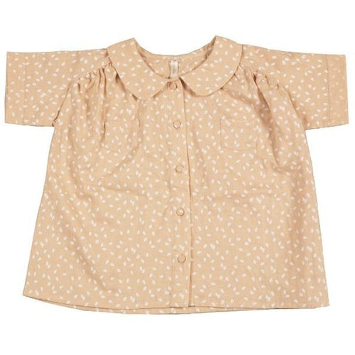 Scatter Collar Blouse
