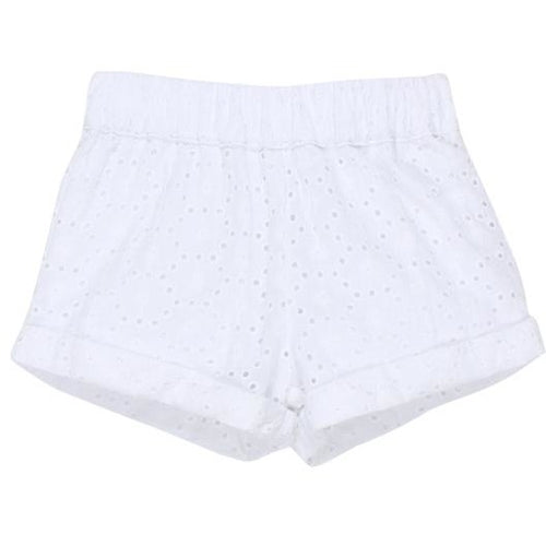 Blossom Embroidered Short
