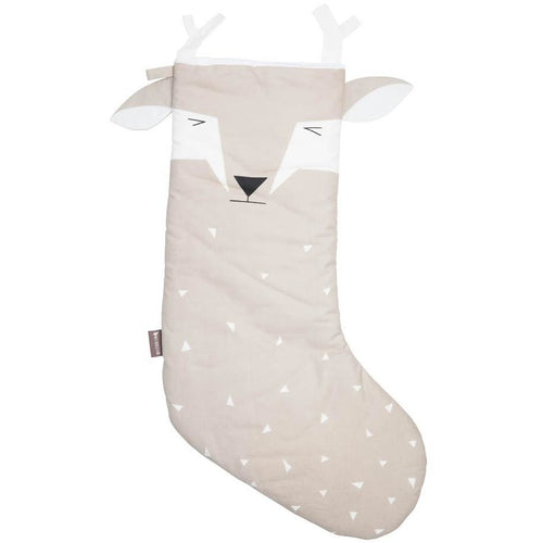 Animal Christmas Stocking - Deer