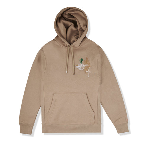 Image of Air Jordan x Travis Scott Desert Khaki Hoodie