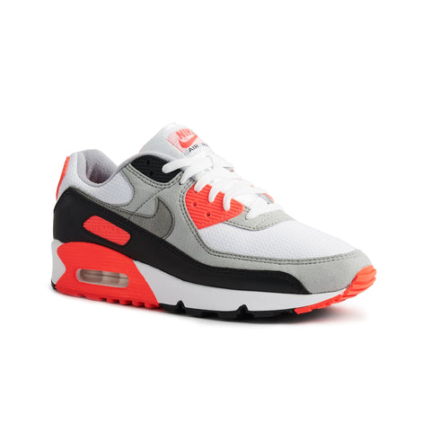 Nike Air Max 90 III White Radiant Red
