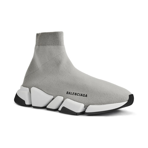 Balenciaga Speed Knit Sock 2.0 Grey Black
