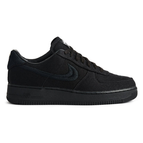 Nike x Stussy Air Force 1 Black