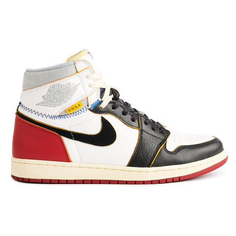Nike Air Jordan 1 High Union Los Angeles Black Toe