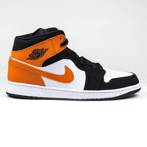 Nike Air Jordan 1 Mid Shattered Backboard Sneaker