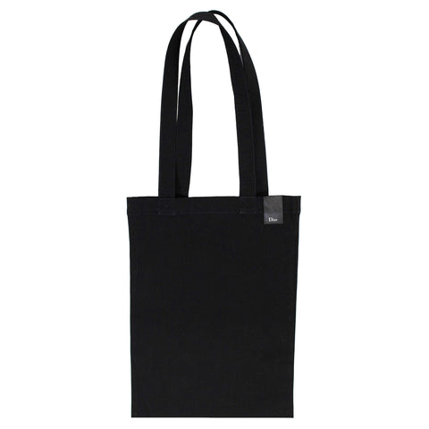 Dior Book Black Tote Bag