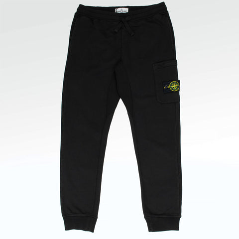 Stone Island Black Badge Jogging Bottoms