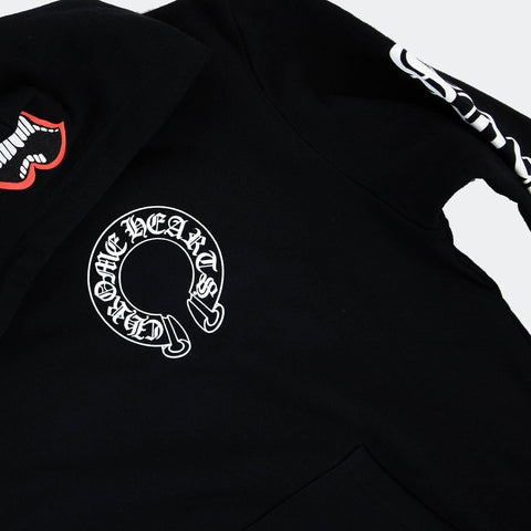 Chrome Hearts x Matty Boy Chomper Black Hoodie
