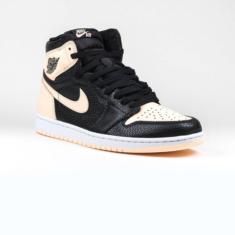 Nike Air Jordan 1 Crimson Tint Black Pink