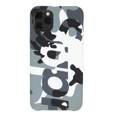 Supreme Camo Snow Iphone 11 Pro Max Phone Case