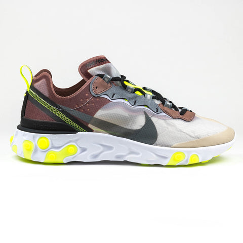 Nike React Element 87 Desert Sand